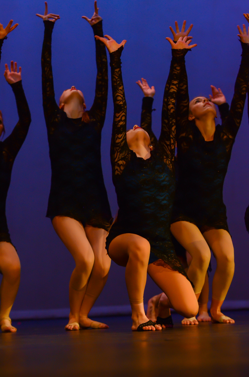 A photo from Friday night's Payson Dance Company concert.   Company members are Danica Broadhead, McKenna Charles, Paris Coleman, Tesha Decker, Lindsay Gneiting, Shyanne Kirkpatrick, Ana Lopez, Helina Luhtala, Madilyn Lyons, Amanda Nelson, JaLee Ore, Kyra Saunders, Victoria Settle, Kaitlynn Spainhower, Shelby Thomas, and Emma Voeller.         Photo courtesy Todd Phillips (see    picmeshining.com    for more)
