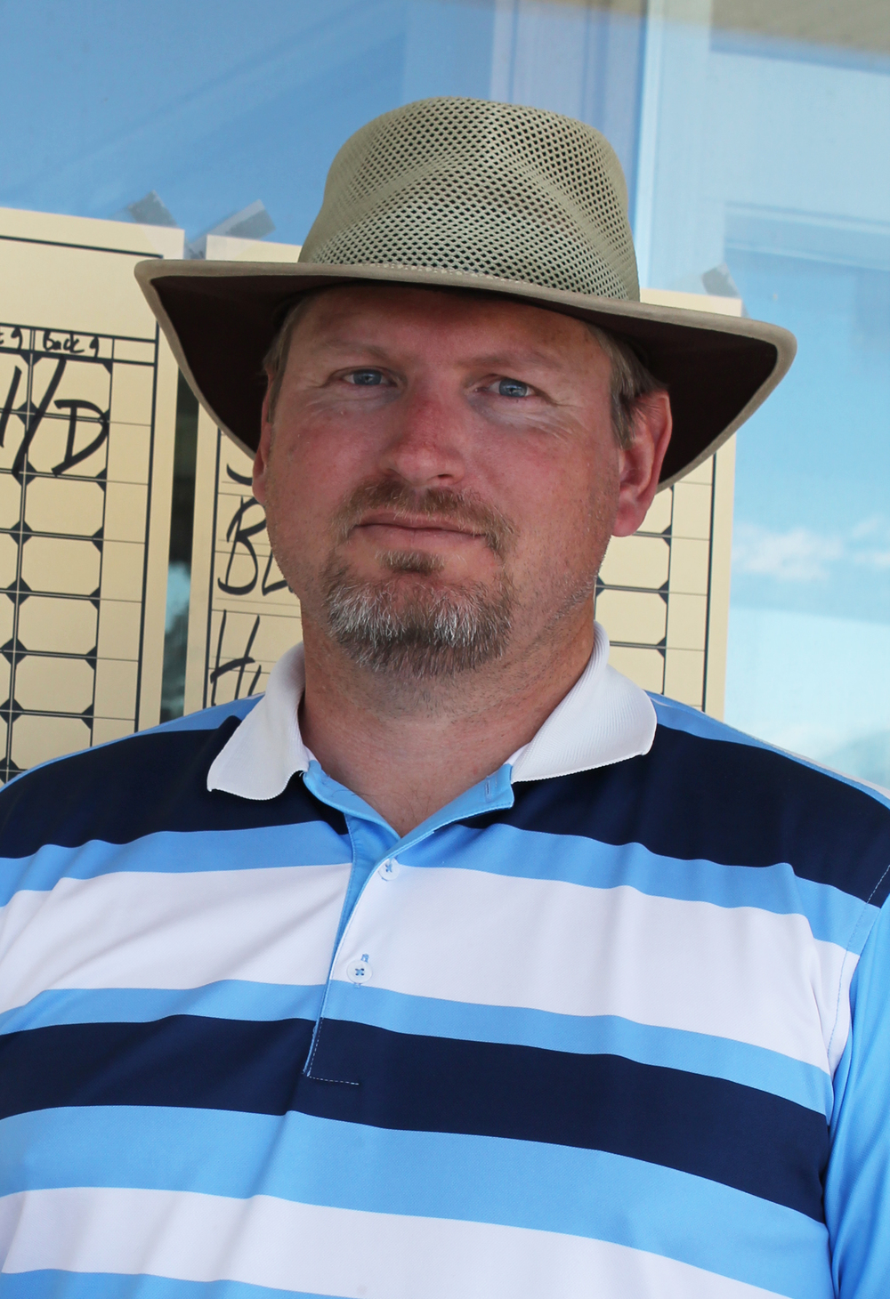 Coach Karl Doller (pictured) and his Girls Golf Team team at Timpview High School were part of the Region Twelve Tournament, during which Provo's Naomi Soifua shot her record round of 63.  Pick up a copy of this week's edition of The Payson Chronicle for the complete story.