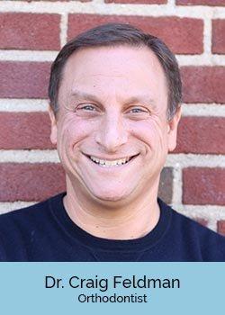 Dr. Craig Feldman, Orthodontist