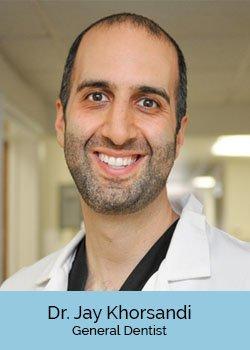Dr. Jay Khorsandi, DDS