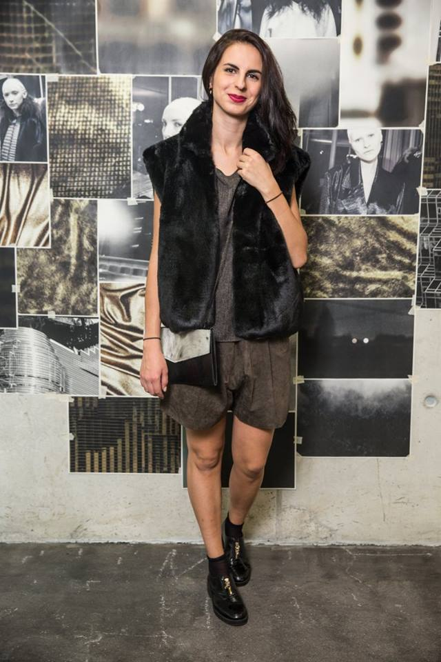 WINNER OF AUTUMN/WINTER 15 – JEHONA ELEZI