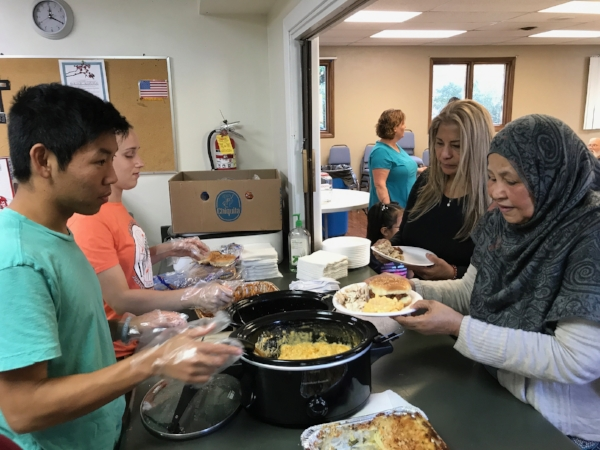 serving at IC Compassion