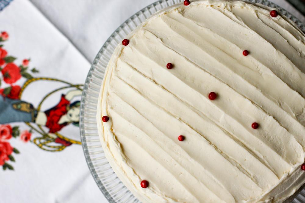 Sugar Sugar Red Velvet Cake