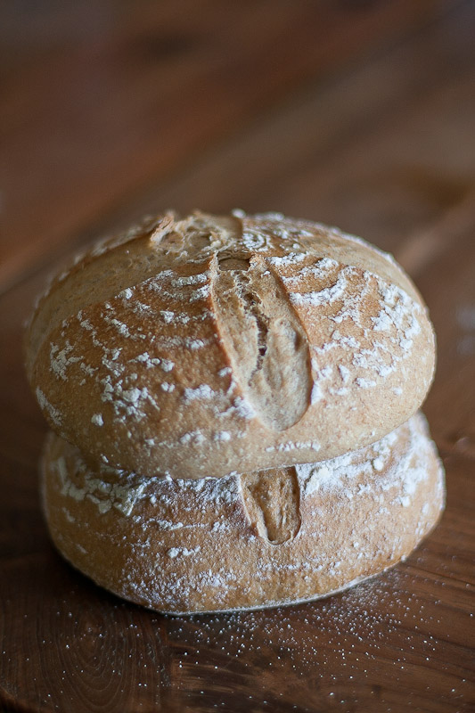 Artisan Sourdough Hearth Bread
