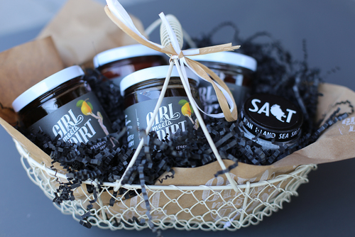 Sweet & Salty Small Batch Reserve Basket