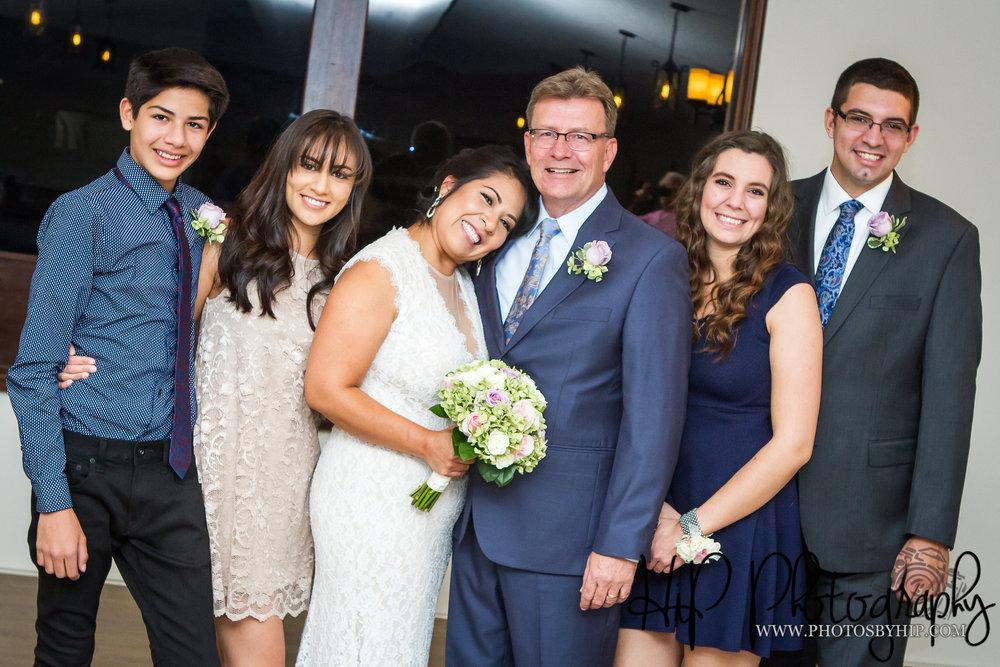 family wedding ceremony Arizona
