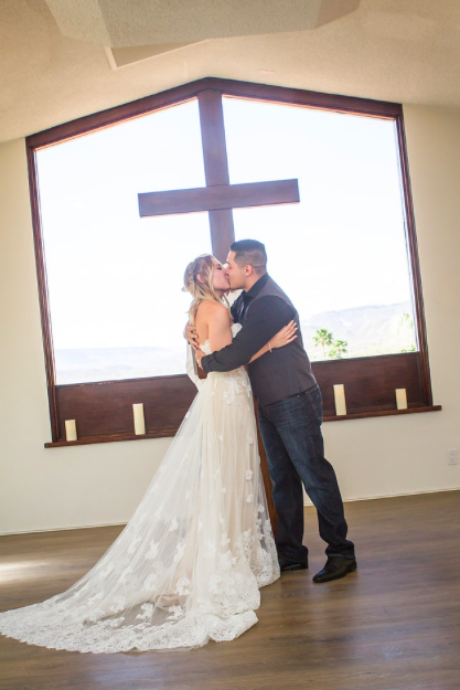 wedding vow renewal Arizona chapel