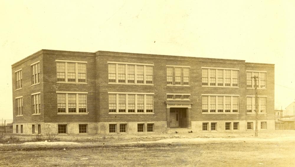 Parker Gray School, Alexandria VA, 1920s