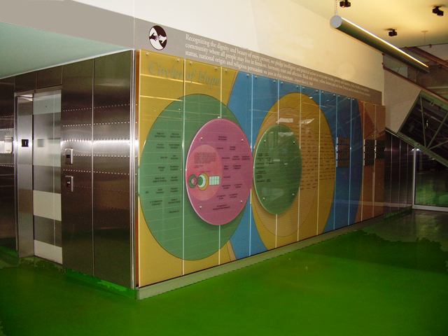 Childrens Donor Wall