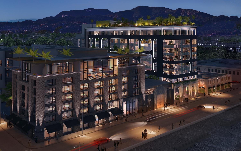Dream Hotel Hollywood Phase II