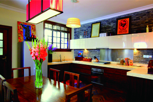 INN SHANGHAI Built within a large colonial laneway house and situated in the heart of downtown Shanghai, Inn Shanghai was developed as a unique alternative to the typical serviced apartment experience with a high-quality design that harkens back to the city's former days.
