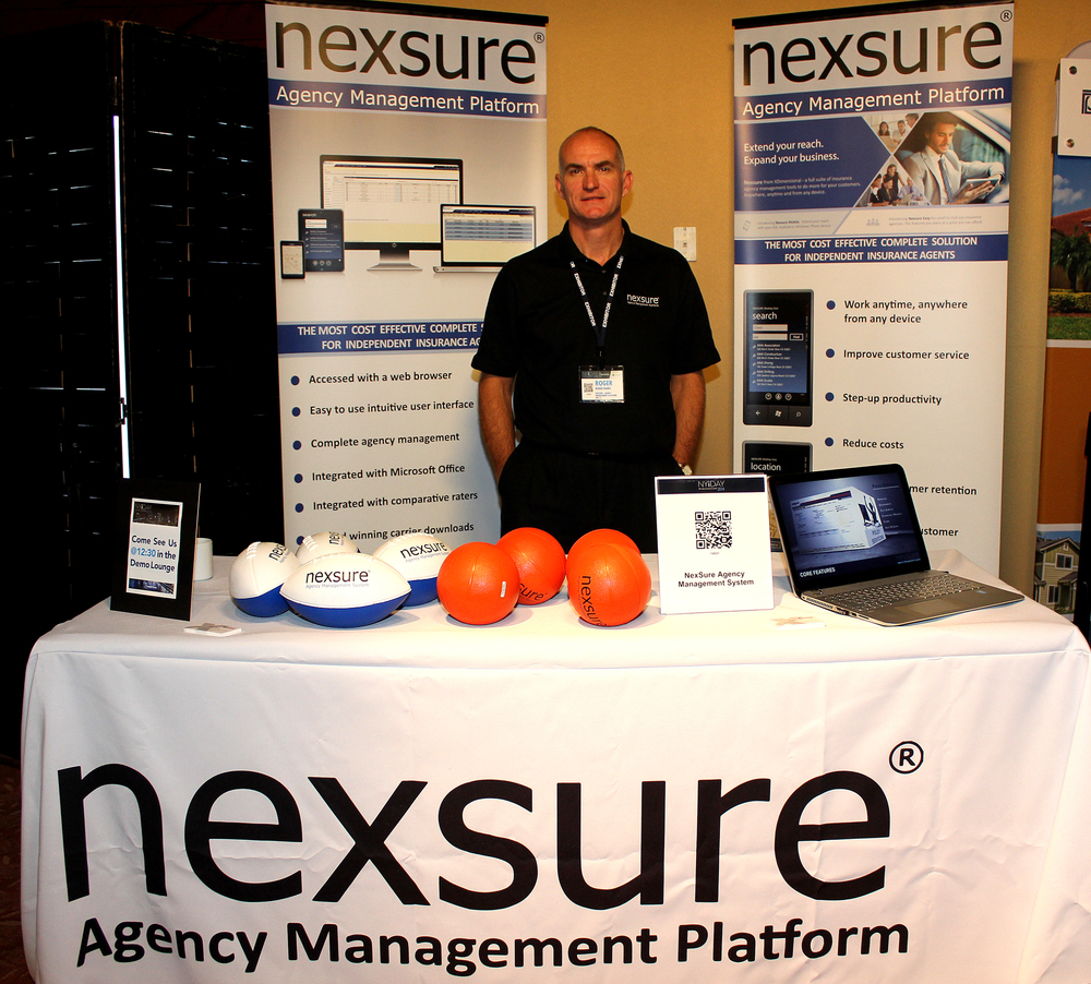 nexsure Agency Management Platform