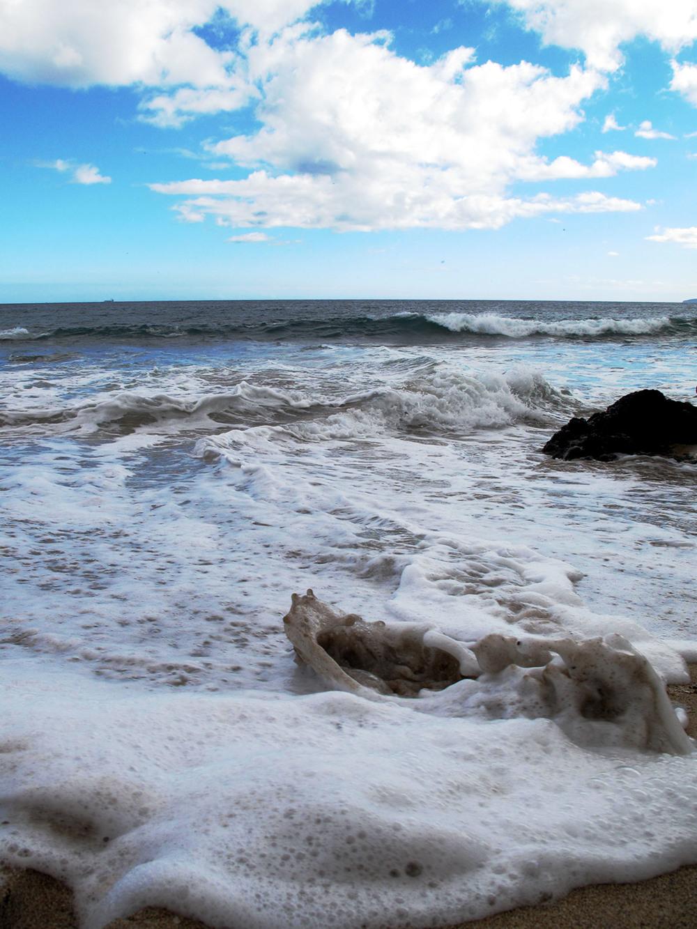 Hawaian Clouds&Sea.JPG