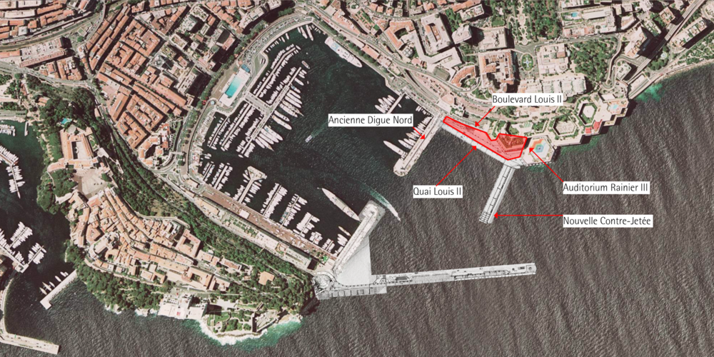 Monaco Masterplan
