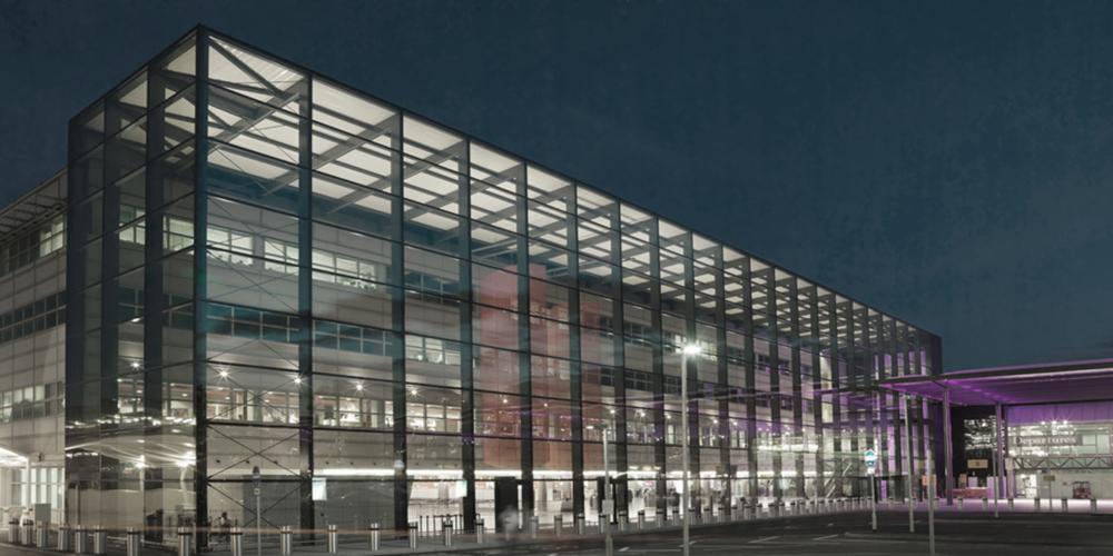 Heathrow Terminal 3 - UK