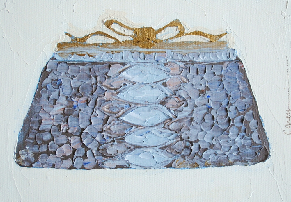 clutch purses painted for gifts