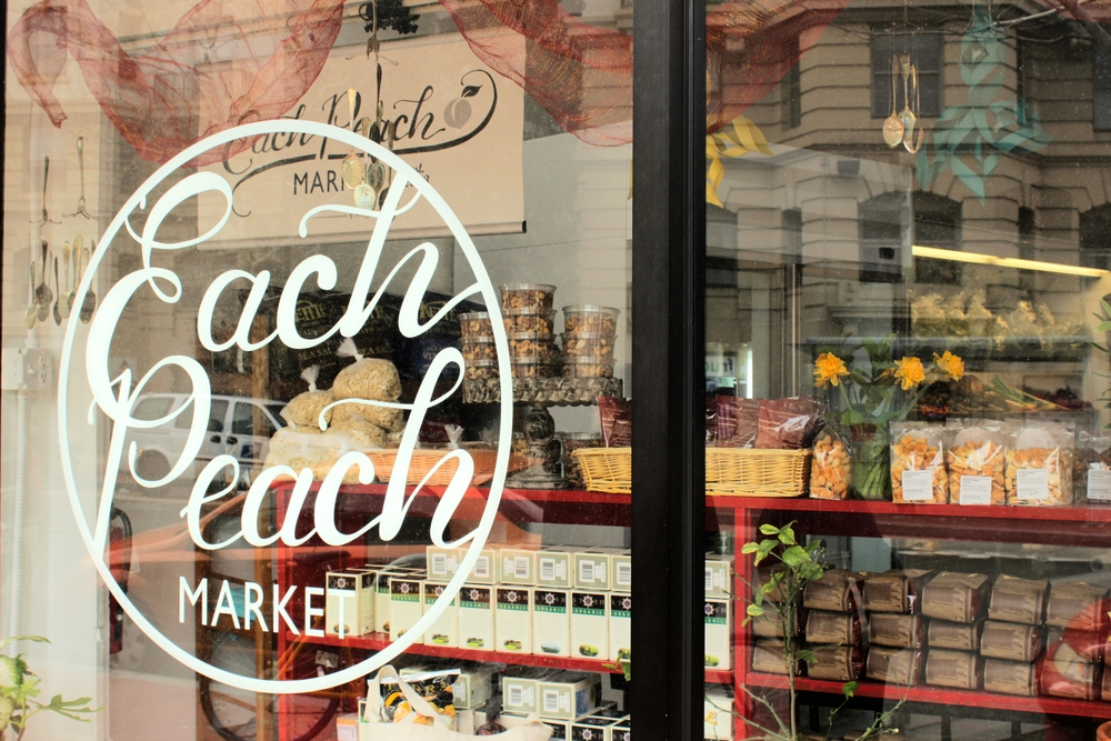 Each Peach Market