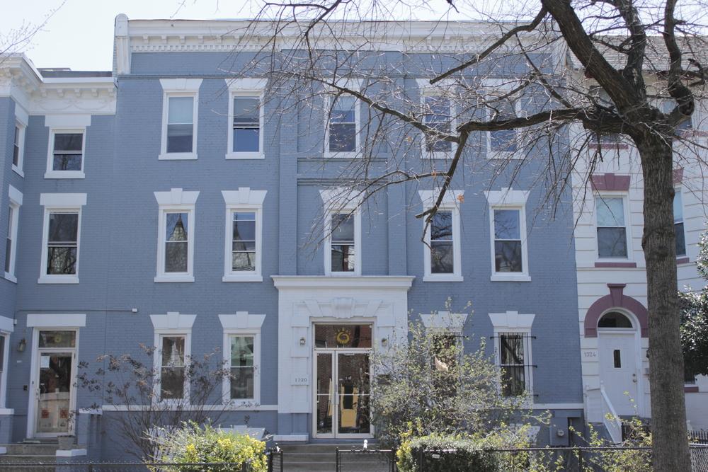 1322 Harvard Street