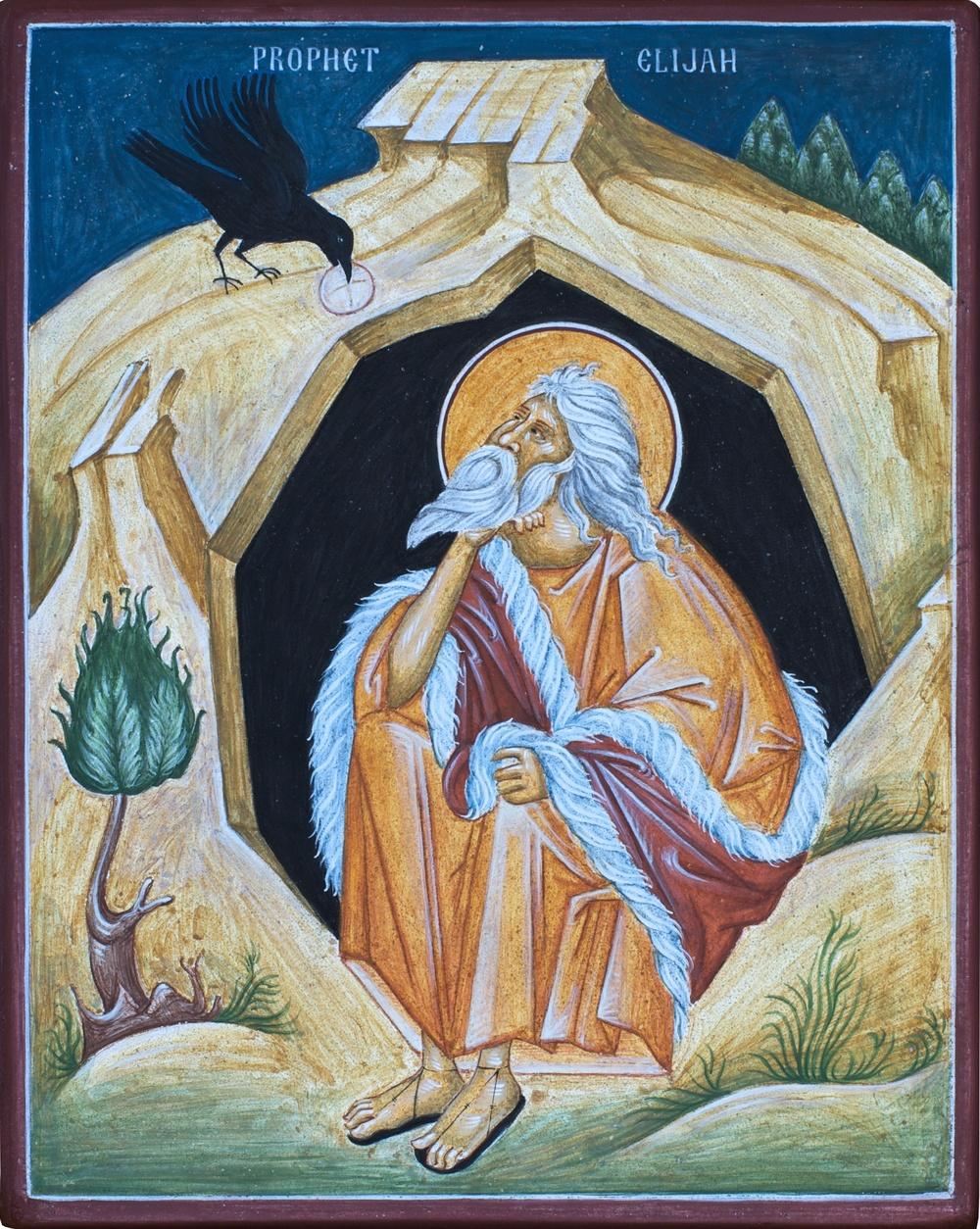 Portable Frescoes — Saint Gregory of Sinai Monastery
