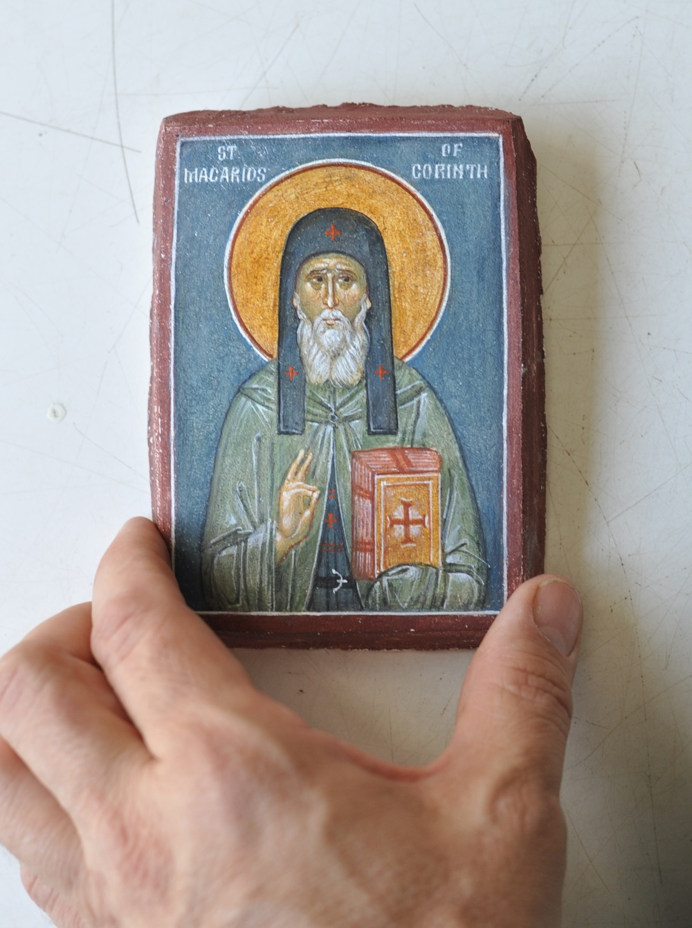 St. Macarios of Corinth.jpg