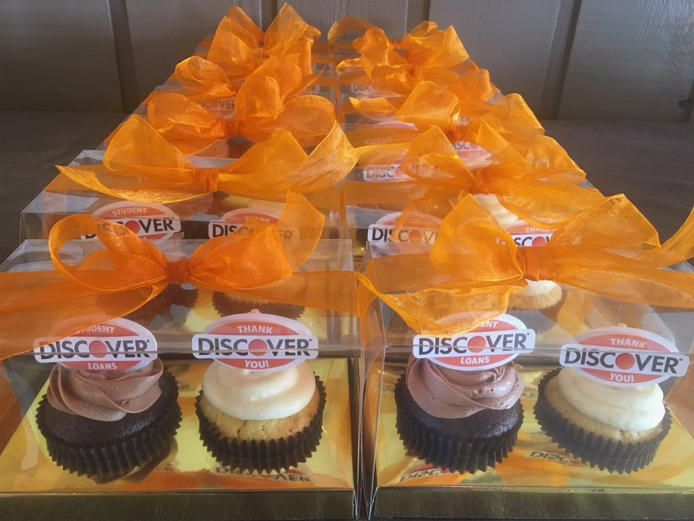 cupcake favor gift discover