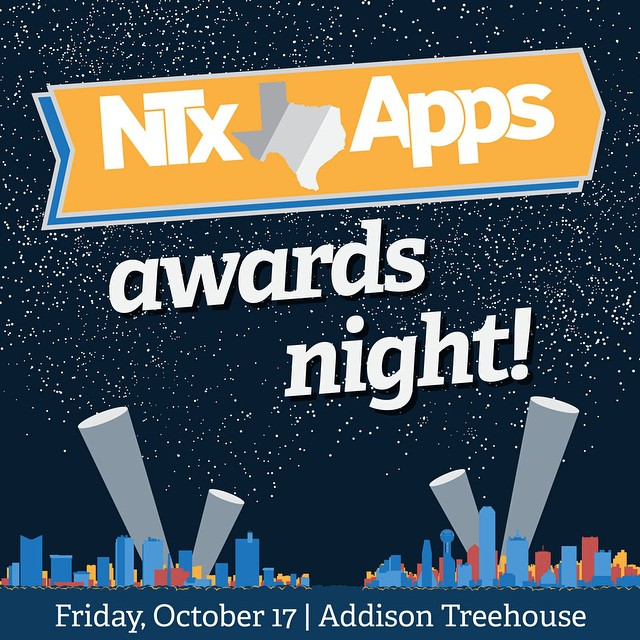 TONIGHT at @treehousetx we announce the winners of the #NTxApps Challenge! Join us for a night of celebration, laughter, and jumbo #OversizedChecks! 8 PM at the amazing Addison Treehouse. See you then! #dfw #startup #innovation #IoT #m2m #prizes #cleanweb #NTx