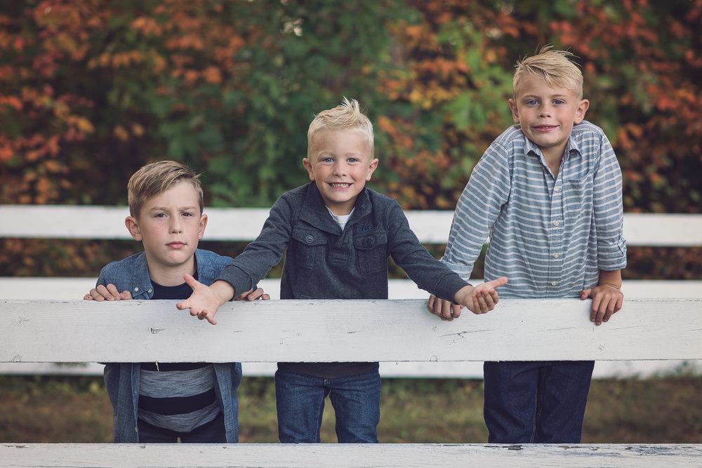 The Schlender boys.