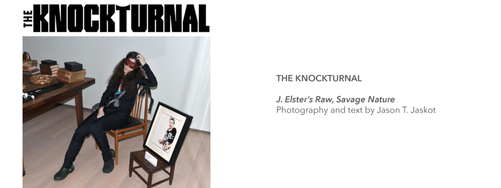 The Knockturnal - Jennifer Elster. J. ELSTER