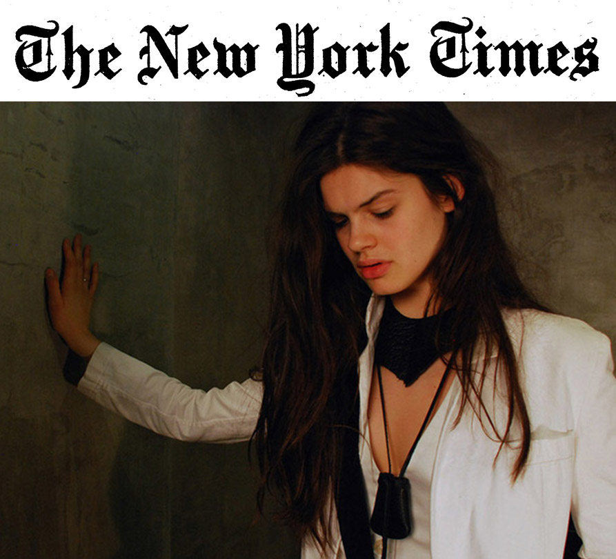 The New York Times featuring J Elster - Jennifer Elster