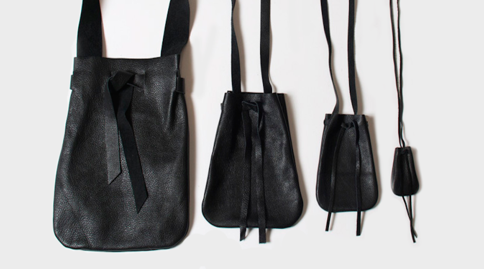 The Pouch Collection Full Set in Black