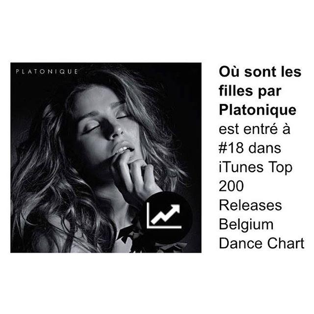Yeah baby! #itunes #release #18 #belgium #letsthepartystarted
