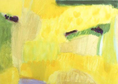 Warm as Yellow II