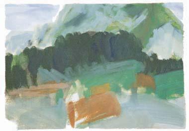 Oil Sketch II