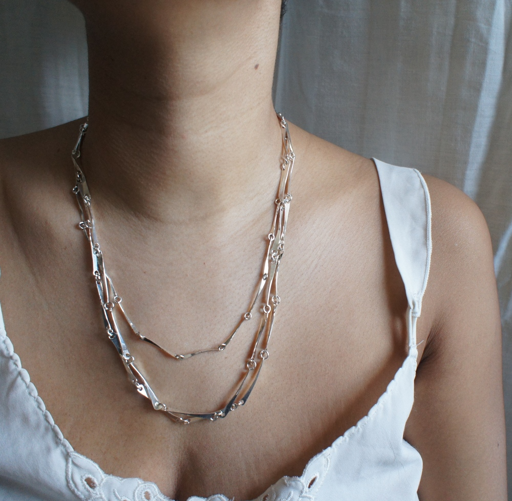 Bone Chain Trio