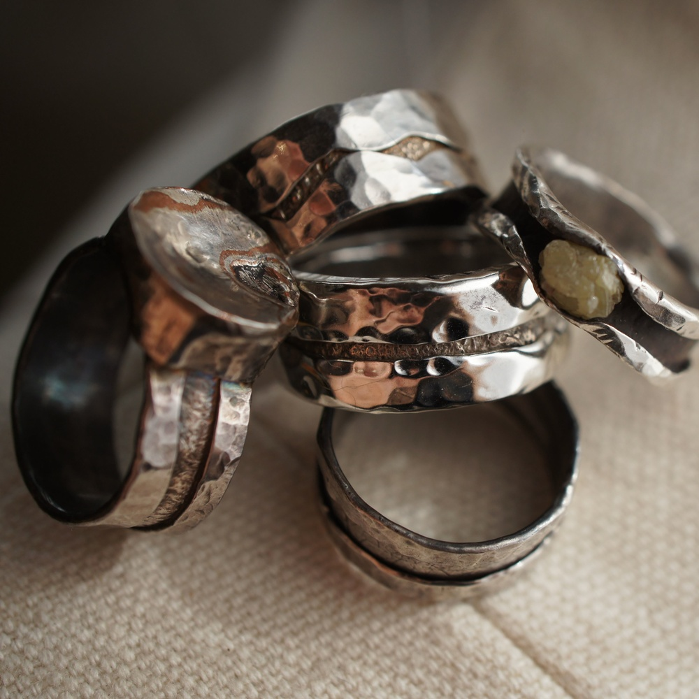 Inside-Out Rings