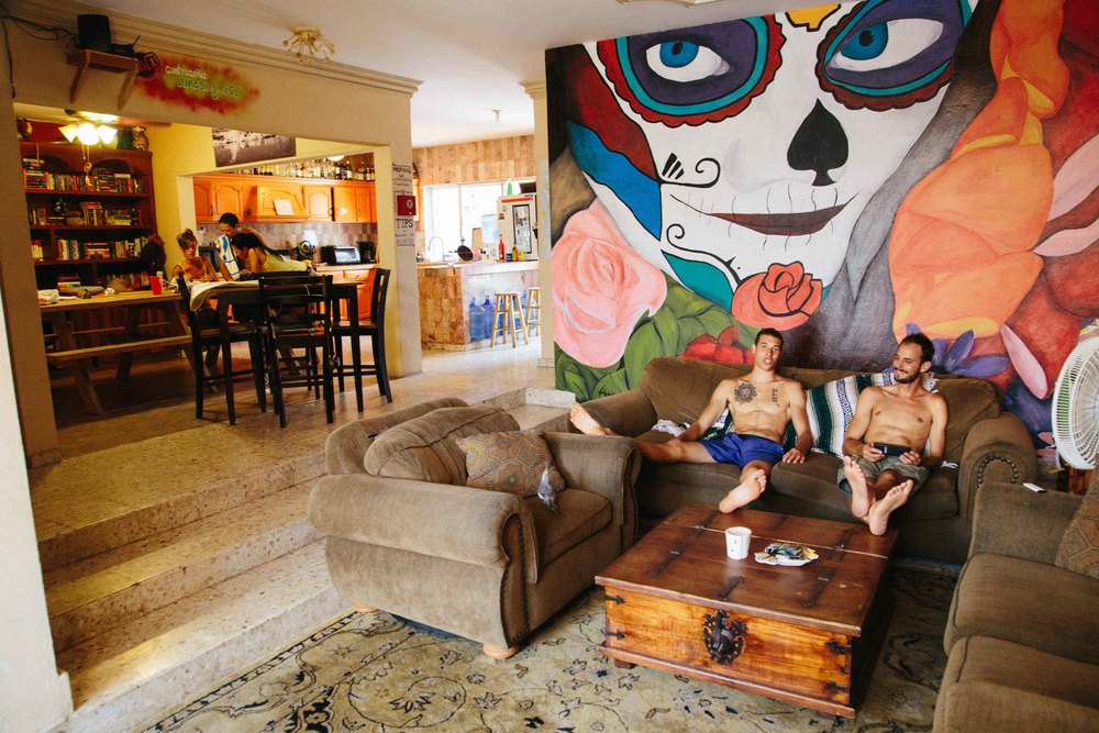 The Funky Monkey Hostel