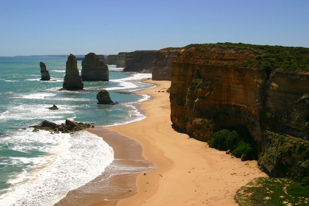 Twelve Apostles by drawntocities.com