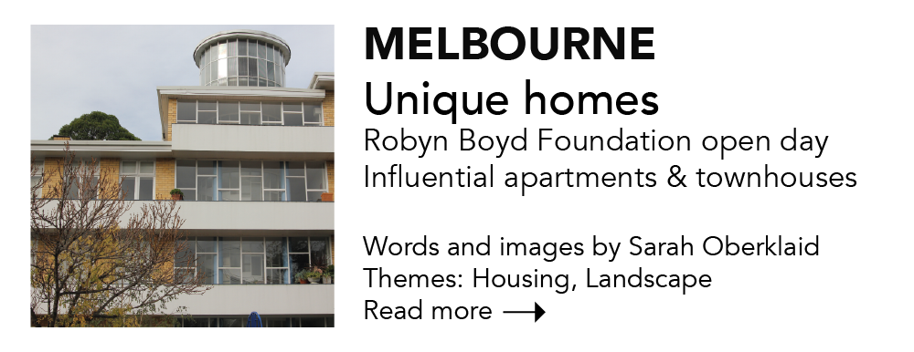Robin Boyd Foundation Open Day