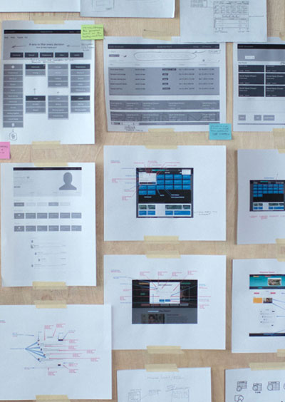 UX Design Website & App Design