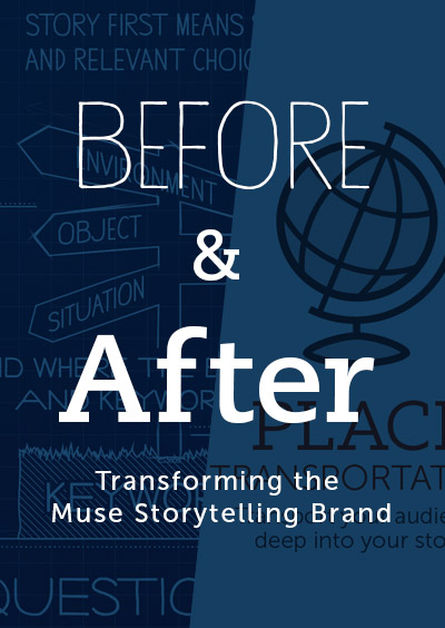 Muse Storytelling, Inc.   Art Direction, Branding, Icon Design, Illustration, Print Design