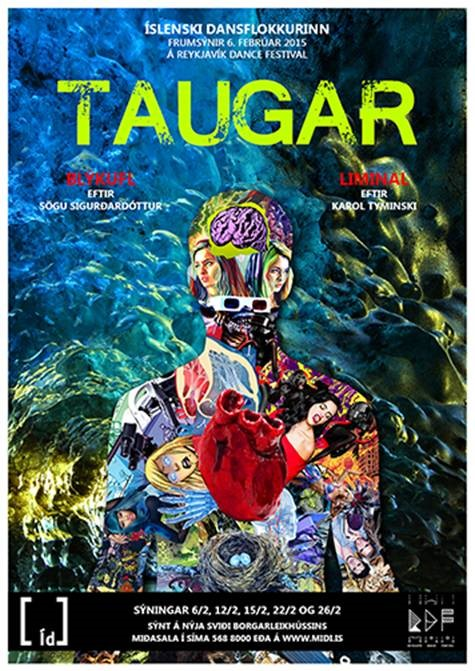 6TH FEB: ICELAND DANCE COMPANY - TAUGAR (PREMIERE)