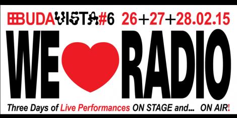 26TH - 28TH FEB: WE LOVE RADIO