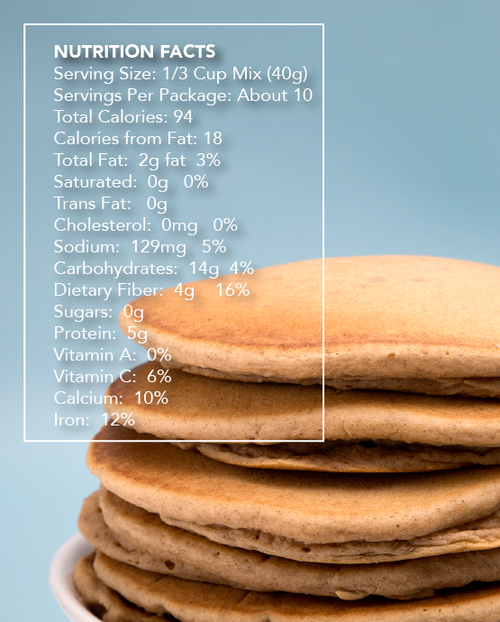 Pancake waffle mix skinny genius seriously check out the ingredient list and each of their benefits on our ingredient page youll see how each pure simple all natural ingredient helps ccuart Image collections
