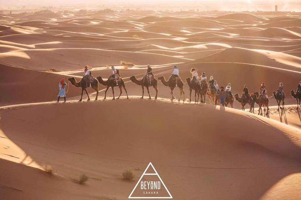 Join us for an experience of a life time as we travel across North Africa into our Sahara Desert camp for music, dancing, yoga, mediation, parties, arts, crafts, food, sand-boarding, massage, cooking classes, live performances & lots more.