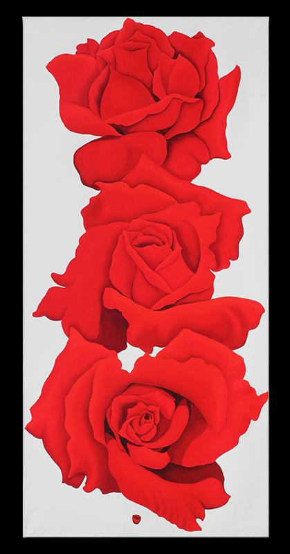 Roses Symbolism Surrealism Benini Contemporary Paintings