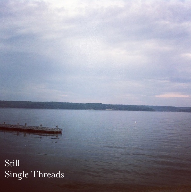 "Cover art for the Single Threads single ""Still"""