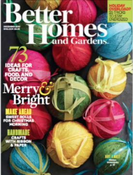 Better Homes & Gardens 2015 Holiday Gift Guide