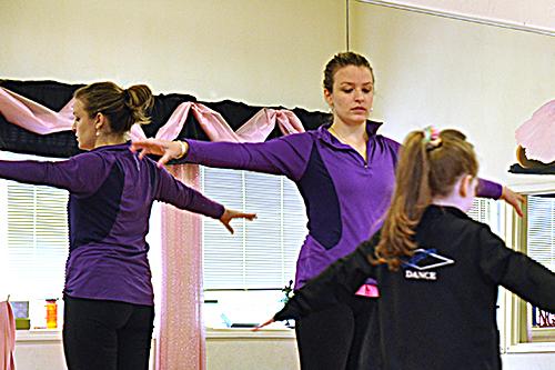Dance - Sarah Nugent
