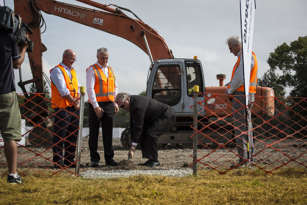 Aurecon Ground Breaking