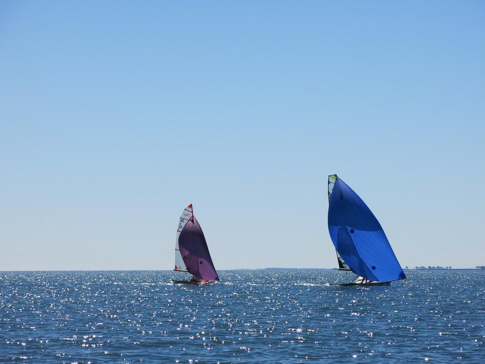 ATB Morton 29er Sailing